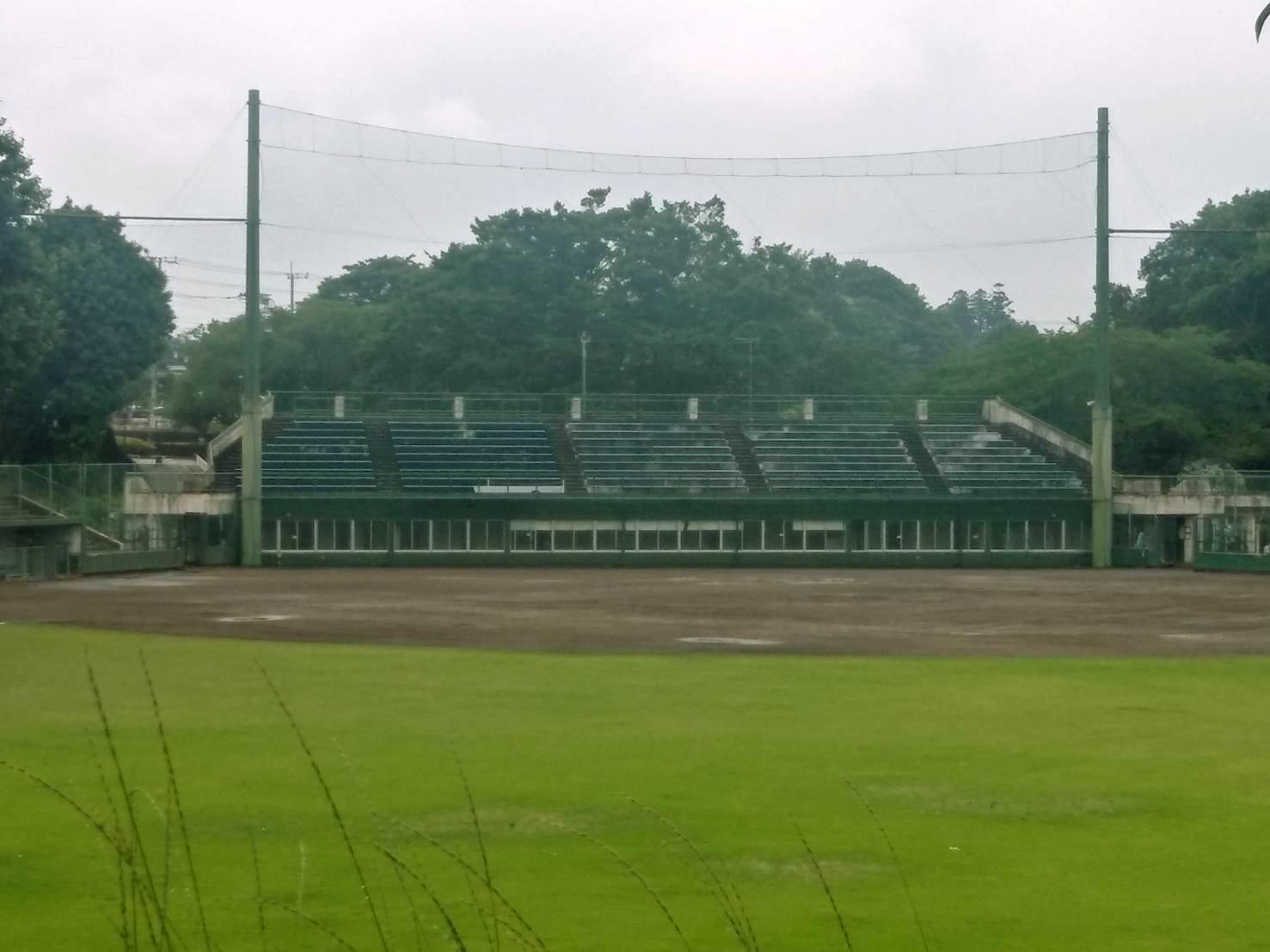 さくら運動公園野球場